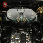Batwing Air Cleaner.