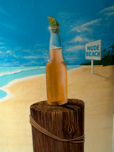 Nude Beach, No Label