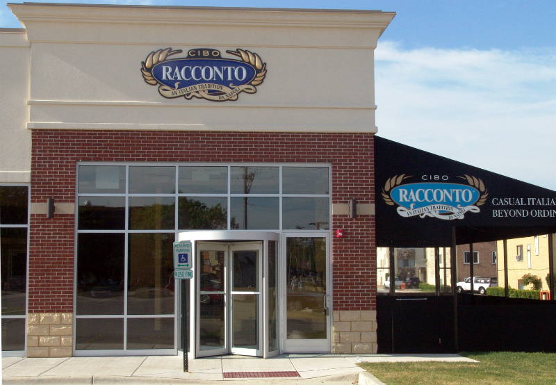 Racconto 10441 Touhy Ave. Rosemont, IL.