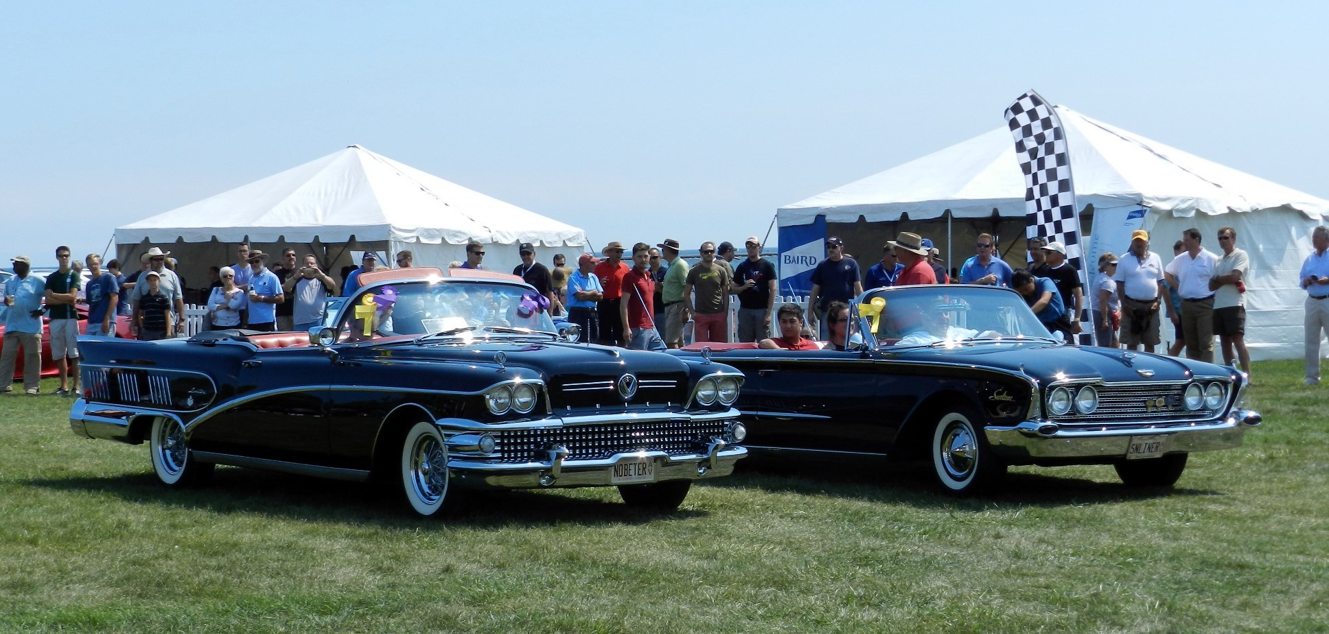 Milwaukee Concours d'Elegance @ Veterans Park | Milwaukee | Wisconsin | United States