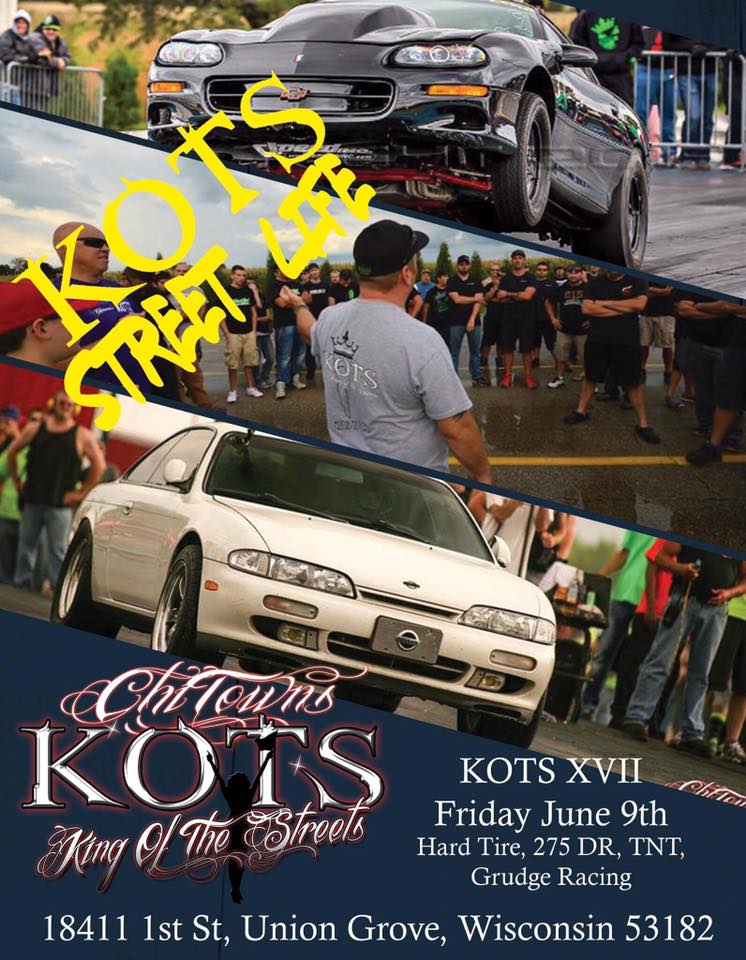 CHI-TOWN KING OF THE STREETS @ Great Lakes Drag a way   Union Grove   Wisconsin   United States