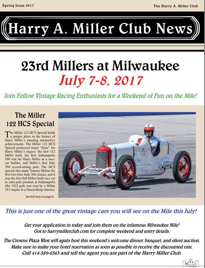 23rd Millers at The Mile! @ Milwaukee Mile  State fair park | Milwaukee | Wisconsin | United States