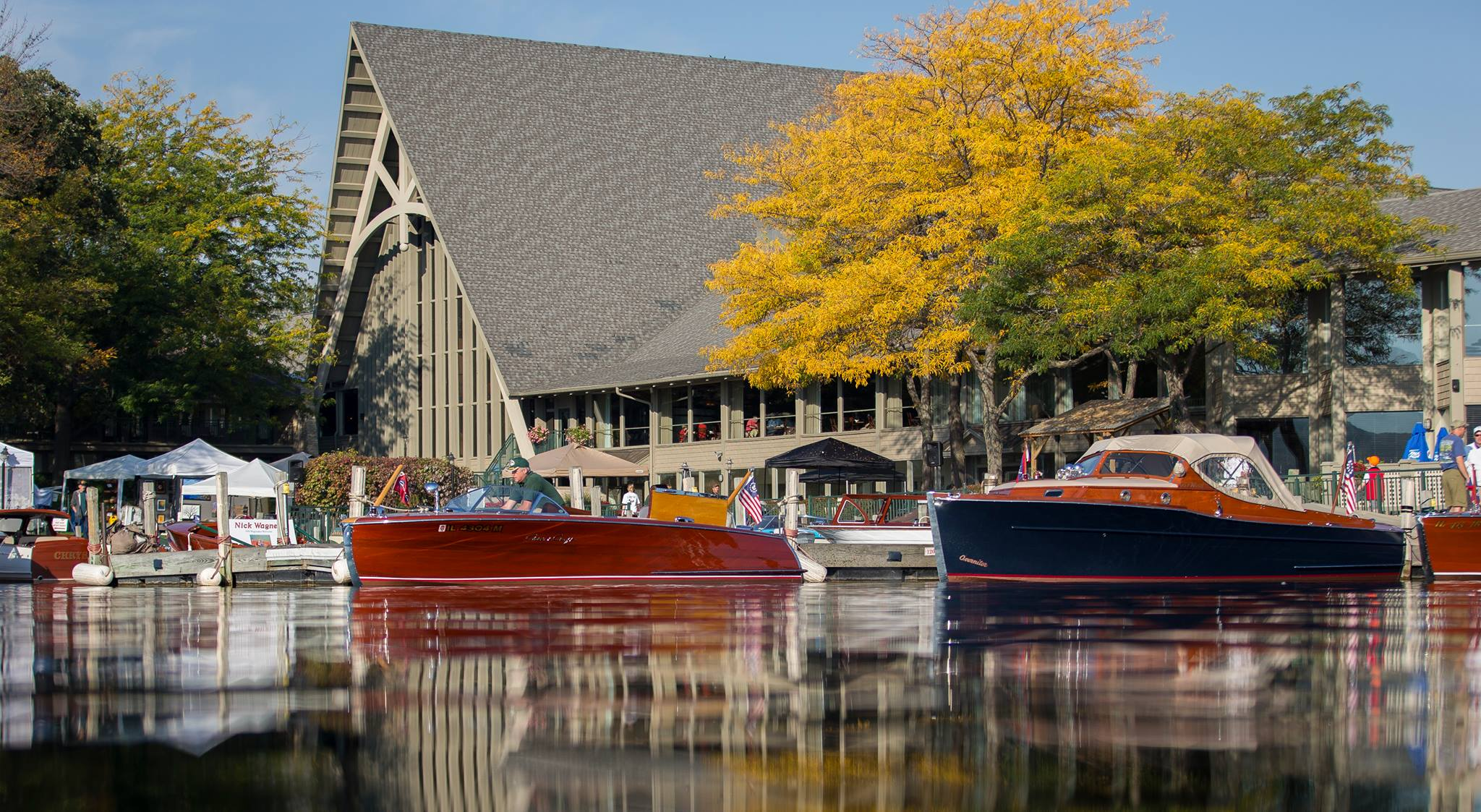 Geneva Lakes Antique and classic Boat Show @ The Abbey Resort | Fontana-on-Geneva Lake | Wisconsin | United States