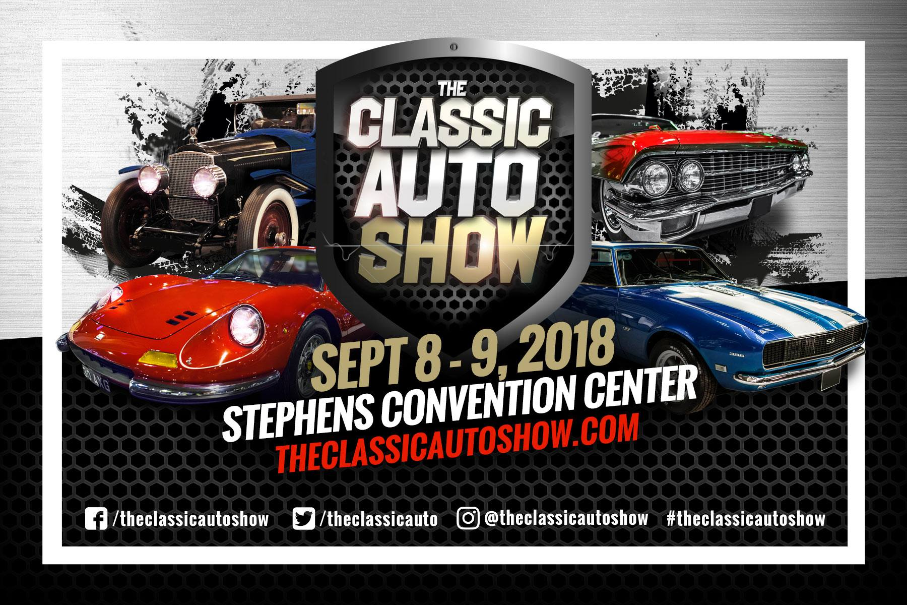 The Classic Auto Show @ Stephens convention center | Rosemont | Illinois | United States