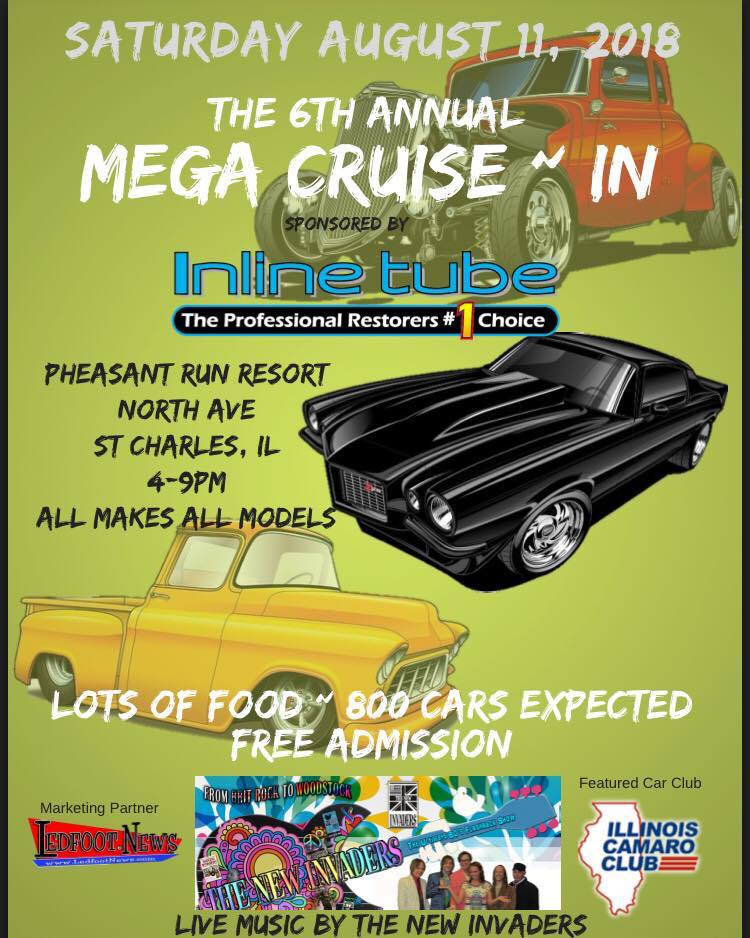 MEGA CRUSE IN @ Pheasant Run Resort | St. Charles | Illinois | United States