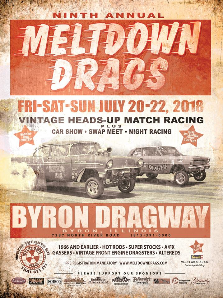 Meltdown Drags @ Byron Dragway | Byron | Illinois | United States