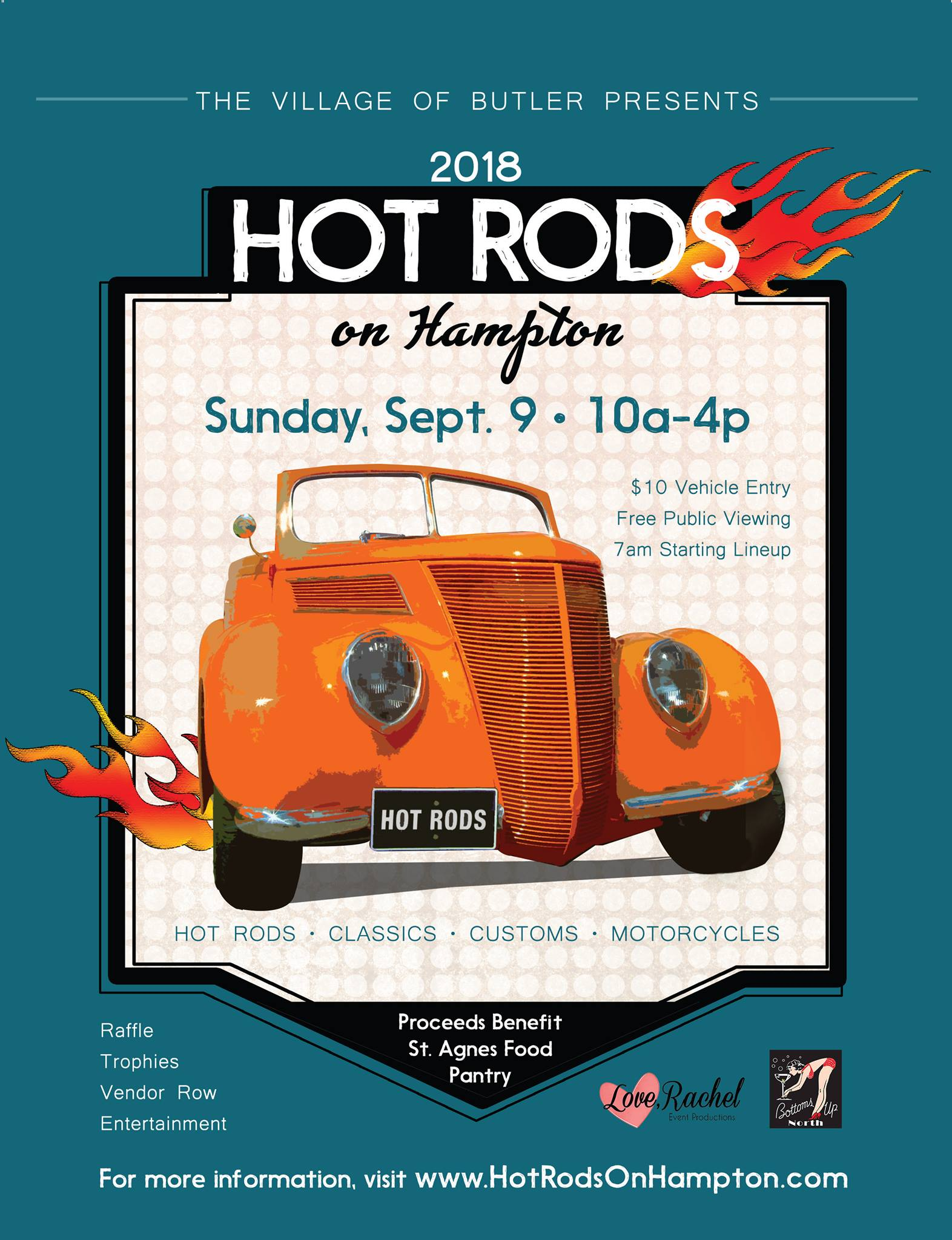 Hot Rods on Hampton @ Hampton Ave | Butler | Wisconsin | United States