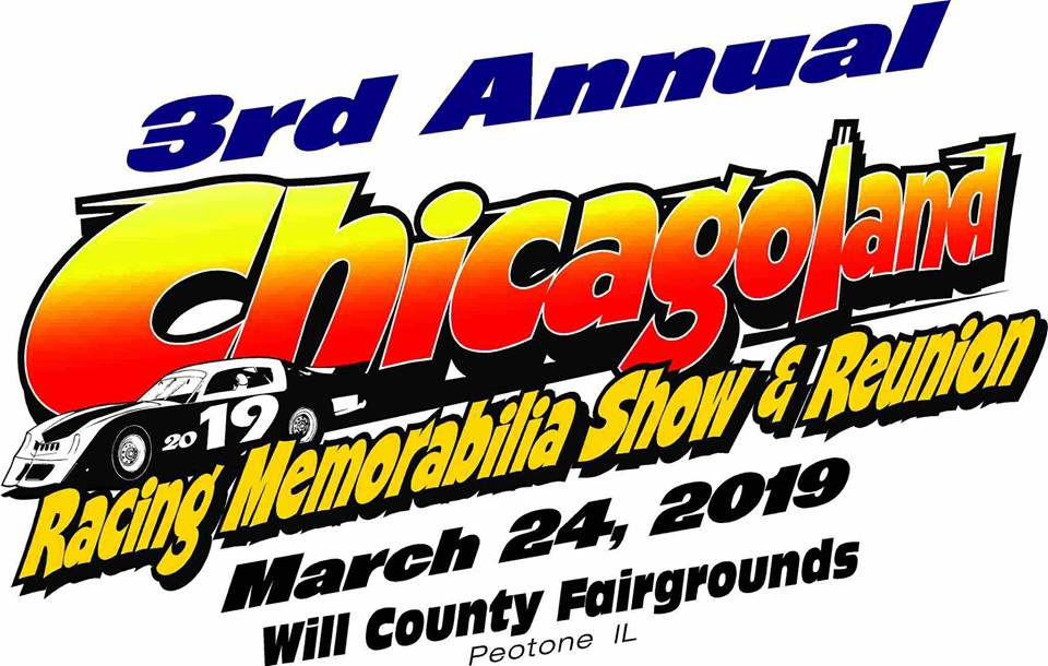 Chicagoland Racing Memorabilia Show @ Will county fair grounds | Peotone | Illinois | United States