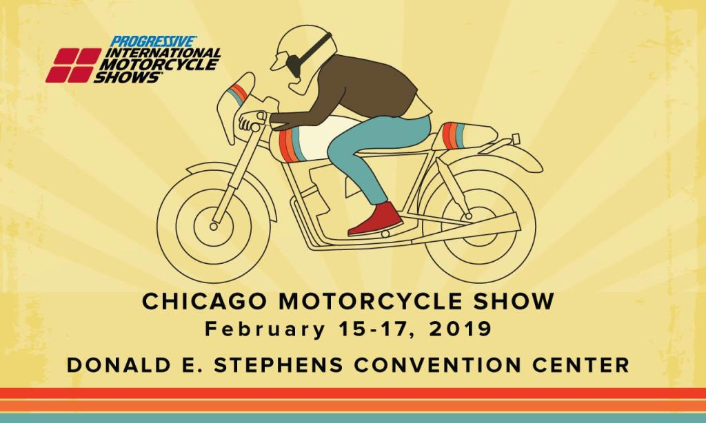 International Motorcycle Show @ Donald E. Stevens Convention Center | Rosemont | Illinois | United States