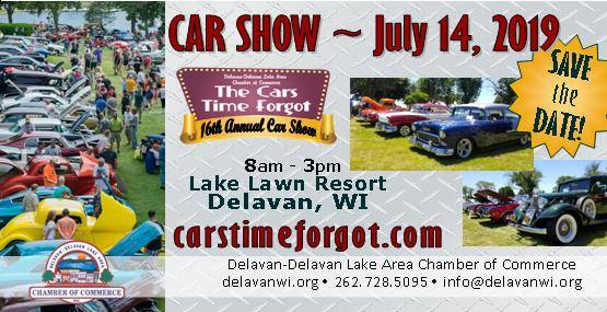 The Cars Time Forgot @ Lake Lawn Resort