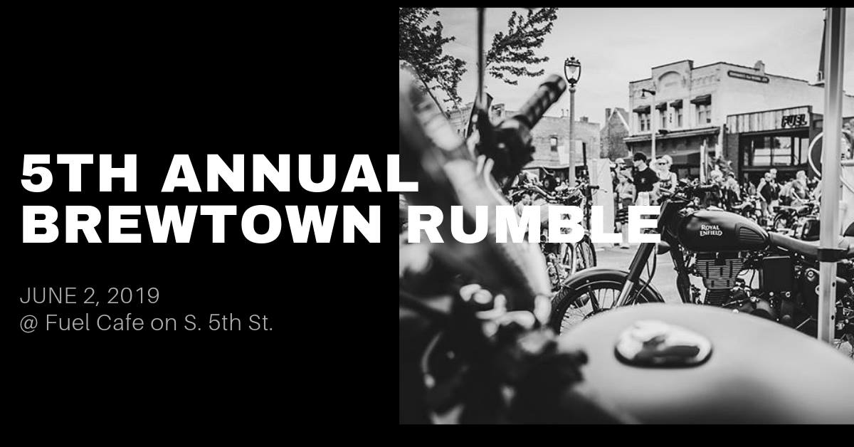 Brewtown Rumble @ Fuel Cafe