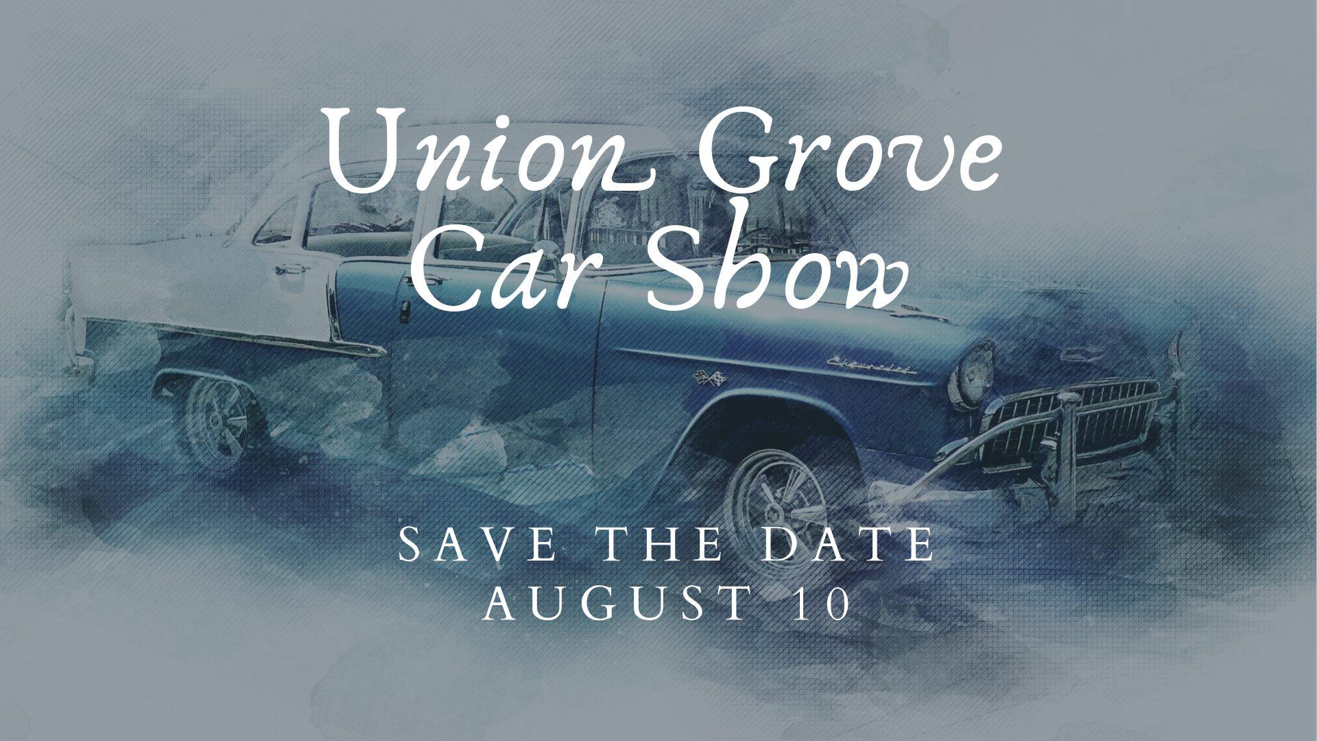 Union Grove Car Show @ Downtown Union Grove