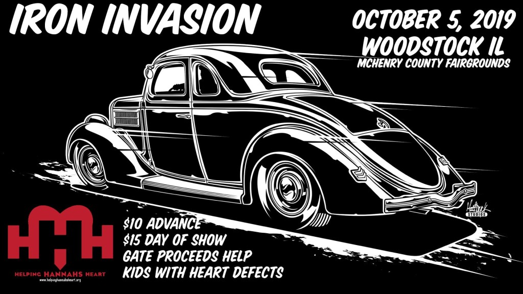 Iron Invasion @ McHenry County Fairgrounds
