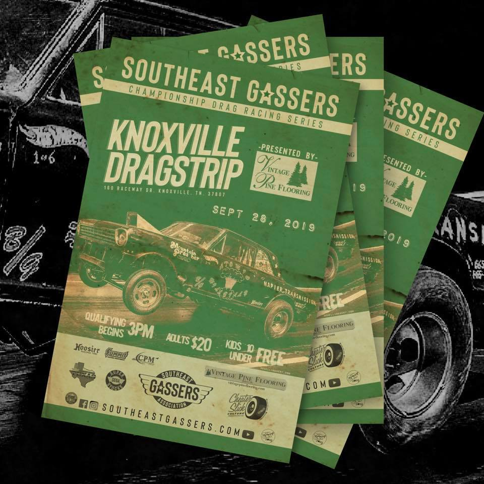 Southeast Gassers @ Knoxville Dragstrip
