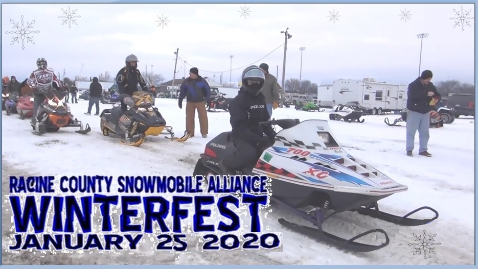 Snowmobile Winterfest @ Great Lakes Dragaway