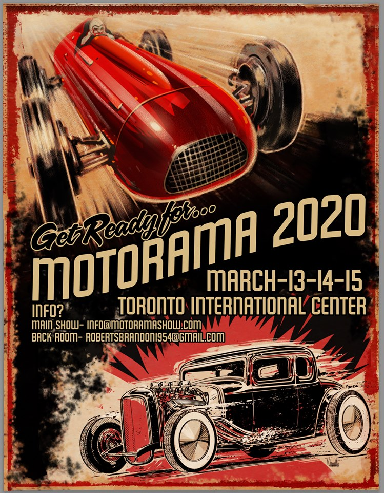 Motorama 2020 @ Toronto International Center