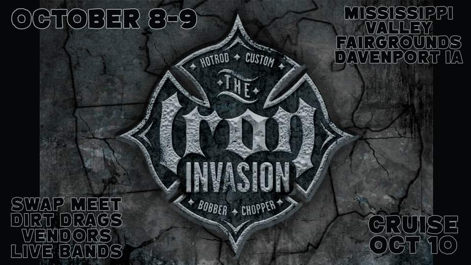 THE IRON INVASION @ Mississippi Vally Fairgrounds