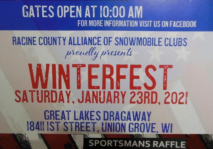 Winterfest @ Great Lakes Drag-a-way